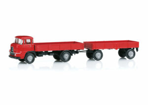 Krupp-Lastwagen mit Anhänger <br/>Märklin 018035