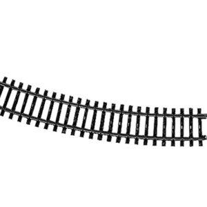 Gleis, gebogen, r 424,6 mm, 22°30' Märklin 02232