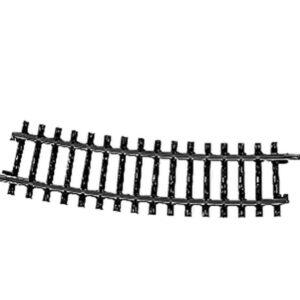 Gleis, gebogen, r 424,6 mm, 15° Märklin 02233