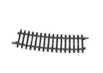 Gleis, gebogen, r 424,6 mm, 15° <br/>Märklin 02233 1