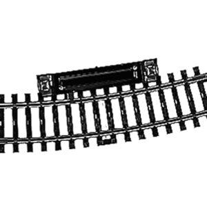 Schalt-Gleis, gebogen, r424,6mm,15° Märklin 02239