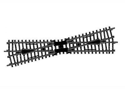 Kreuzung, 225 mm <br/>Märklin 02257