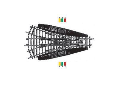 Dreiwegweiche r424,6 mm <br/>Märklin 02270