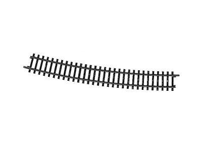 Gleis, gebogen, r 902,4 mm, 14°26 <br/>Märklin 02274