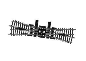 Doppelkreuzungsweiche 225 mm <br/>Märklin 02275