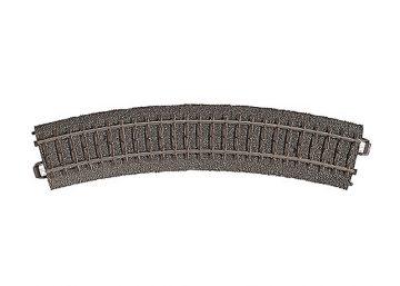 Gleis, gebogen, r 360 mm,30° <br/>Märklin 024130 1