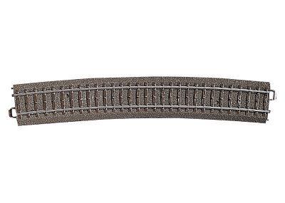 Gleis, gebogen, r 1114,6 mm, 12,1° <br/>Märklin 024912