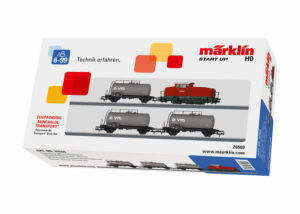 Zugpackung Mineralöltransport <br/>Märklin 026569