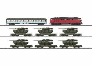 Panzerzug DB AG <br/>Märklin 026606