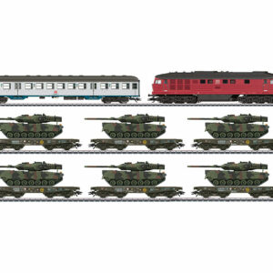 Panzerzug DB AG Märklin 026606