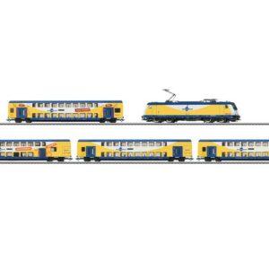 Zugpackung Metronom Märklin 026611
