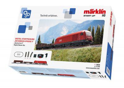 Digital-Startpackung Österreich <br/>Märklin 029020