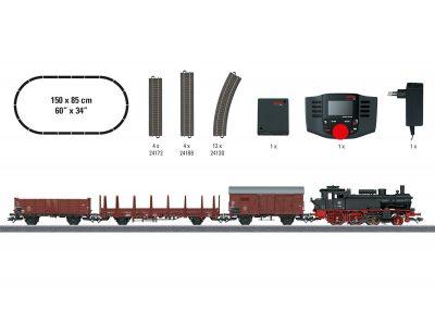 Digital-Startpackung mit BR 74 <br/>Märklin 029074