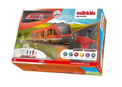 Startpackung Nahverkehrszug L <br/>Märklin 029100