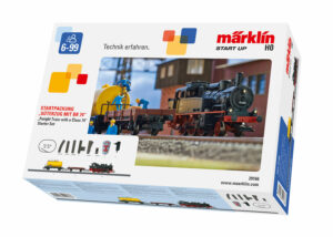 Startpackung BR 74 mit Güterzug <br/>Märklin 029166