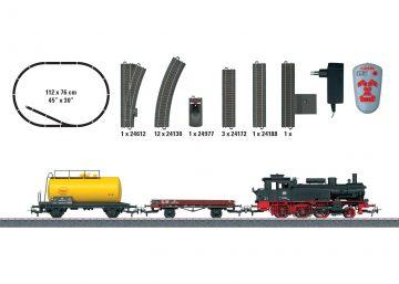 Startpackung BR 74 mit Güterzug <br/>Märklin 029166 2