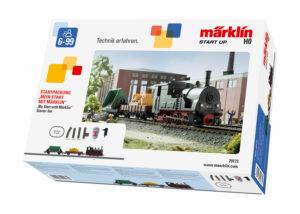 Startpackung Mein Start mit M <br/>Märklin 029173