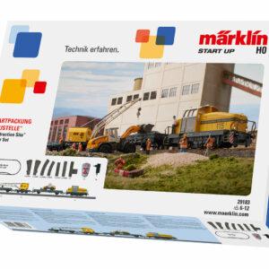 Startpackung Baustelle Märklin 029183