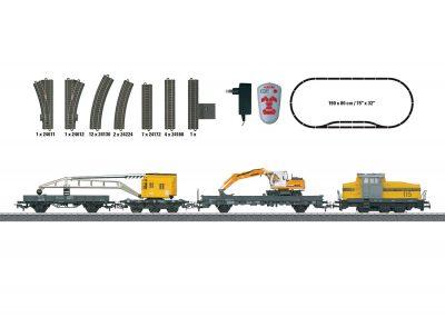Startpackung Baustelle <br/>Märklin 029183