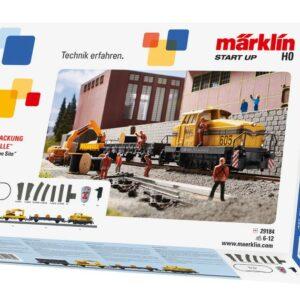 Startpackung Baustelle Märklin 029184