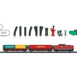 Startpackung Güterzug Akku Märklin 029309