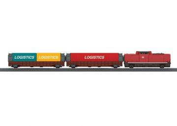 Startpackung Güterzug Akku <br/>Märklin 029309 2