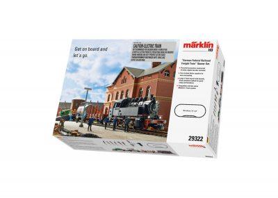 Startpackung Güterzug d.DB (1 <br/>Märklin 029322
