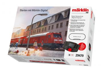 Digital-Startset Regional Exp <br/>Märklin 029479 1