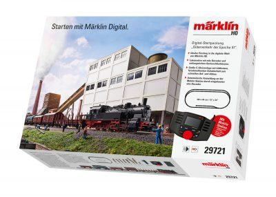 Digital-Startpackung Güterverkehr <br/>Märklin 029721