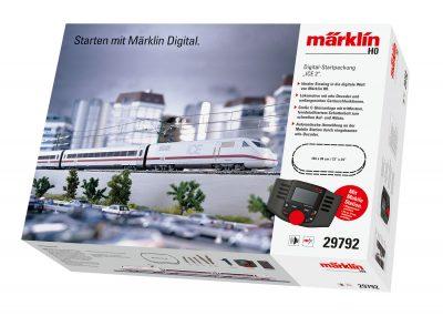 Digital-Startpackung ICE 2 <br/>Märklin 029792