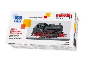 Dampf-Lokomotive BR 89 DB, Epoche III <br/>Märklin 030000 2
