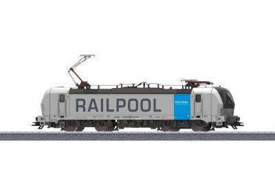 Elektro-Lokomotive BR 193 Railpool <br/>Märklin 036190