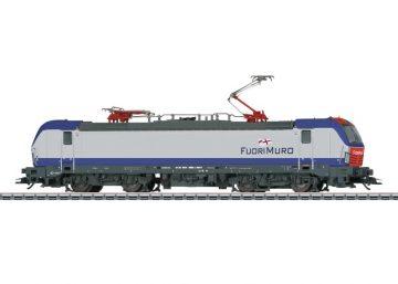 Elektro-Lokomotive BR 191 Fuori Muro <br/>Märklin 036191 1