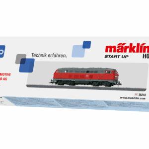 Diesel-Lokomotive BR 216 DB AG Märklin 036218