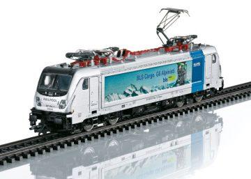 Elektro-Lokomotive BR 187 BLS Cargo <br/>Märklin 036631 1