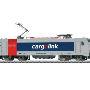 Elektro-Lokomotive BR E 185 Cargolink NO Märklin 036633