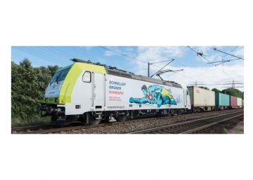 Elektro-Lokomotive BR 185 Captrain 150 J
