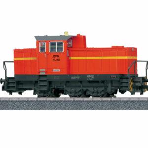 Diesel-Lokomotive DHG 700 Märklin 036700