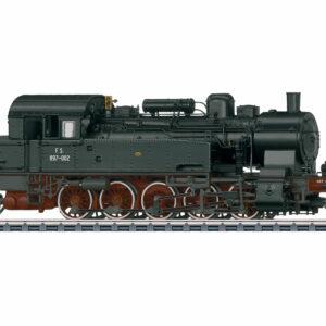 Güterzug-Tender-Dampf-Lokomotive Gruppe 897 Märklin 037164