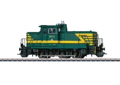 Diesel-Lokomotive Serie 80 SNCB <br/>Märklin 037696