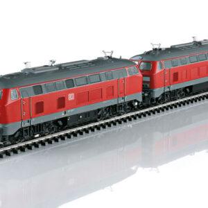 Diesel-Lokomotives BR 217 DB AG, Dopp Märklin 037769