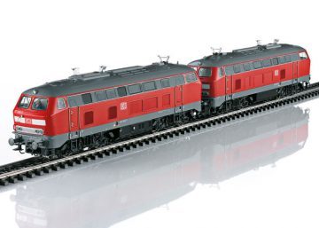 Diesel-Lokomotives BR 217 DB AG, Dopp <br/>Märklin 037769 1