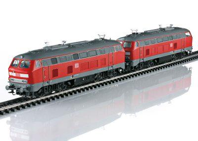 Diesel-Lokomotives BR 217 DB AG, Dopp <br/>Märklin 037769