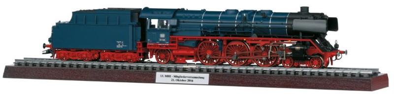 Schnellzug-Dampf-Lokomotive, BR 01 DB Märklin 039009