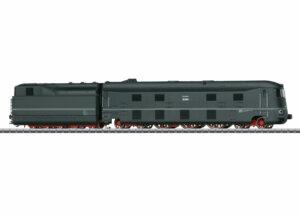 Stromlinien-Dampf-Lokomotive BR 05 Ca <br/>Märklin 039054