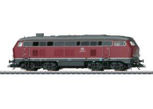 Diesel-Lokomotive BR 210 Gasturbine D <br/>Märklin 039188