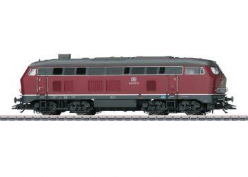 Diesel-Lokomotive BR 210 Gasturbine D <br/>Märklin 039188 2