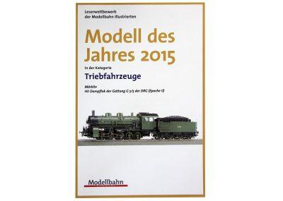 Dampf-Lokomotive, Güterzug G5/5 K.Bay. <br/>Märklin 039550
