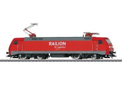 Elektro-Lokomotive BR 152 Railion <br/>Märklin 039851