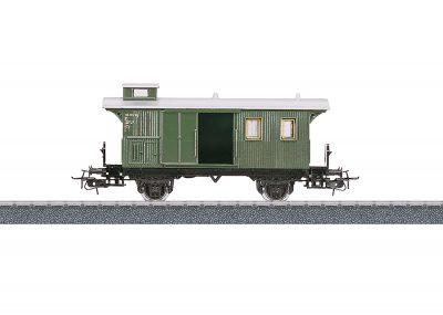 Gepäckwagen DB <br/>Märklin 04038